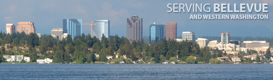 Serving Bellevue and all Western Washington